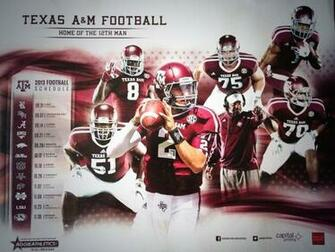 2013 SEC football team schedule posters