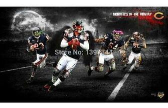 Bedroon Decoration American Football Custom Wallpaper WallSticker 632