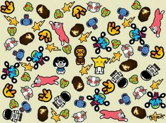 Bathing Ape Wallpaper by Maverius