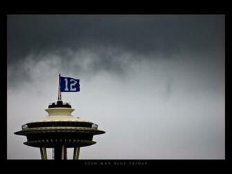 Seattle Seahawks 12th Man Wallpaper 12th man blue friday wallpaper
