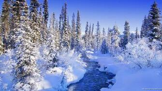 Wallpaper For Android Winter Scenes   HD Nature