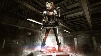 Harley Quinn Batman Arkham Knight HD Wallpaper Search more Games high