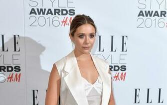Olsen in London at the 2016 Elle Style Awards wallpaper 17363