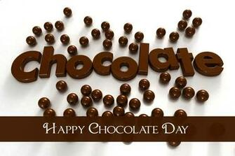 Chocolate Day Quotes High Definition Wallpaper 12579   Baltana