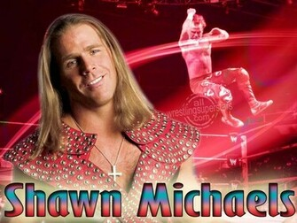 Shawn Michaels HBK