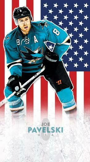 SJ Sharks iPhone Wallpaper