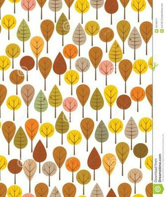 Cute Fall Backgrounds Autumn woods