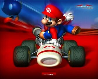 Mario Kart Wallpaper   Super Mario Bros Wallpaper 5313947