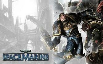 warhammer 40k space marine wallpaper 1280x800jpg
