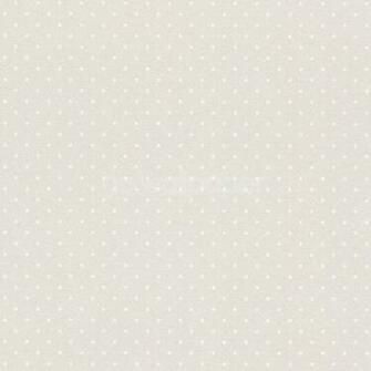 Rasch Pastel Polkadots Light Beige White Wallpaper 139938