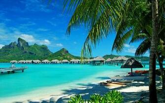 beaches locations exotic wallpaper wallpapers image hawaii