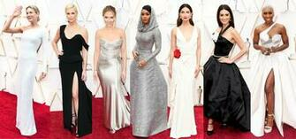 Oscars 2020 The Best Of The Red Carpet