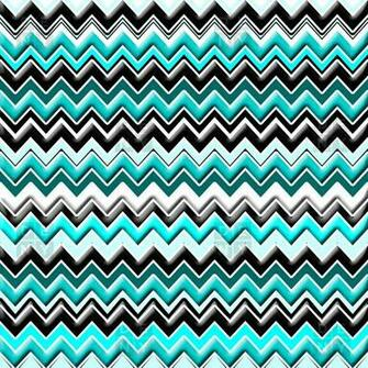 Teal Chevron Background Madart inc turquoise black