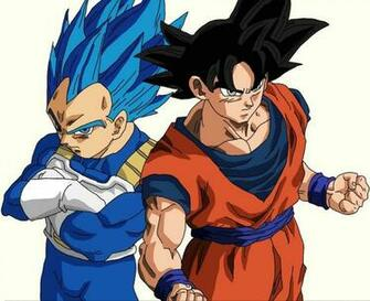 Ultra Instinct Goku and Vegeta New Form by DBZFan2827 on