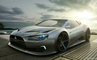 Mitsubishi Concept Wallpaper HD Car Wallpapers