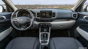 2020 Hyundai Venue   Interior Cockpit HD Wallpaper 19