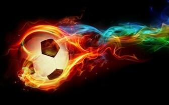 Soccer Ball Background 7111 Wallpaper Wallpaper hd