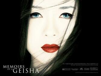 Memoirs of a Geisha Wallpaper