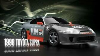 Toyota Supra desktop wallpaper Supra wallpapers