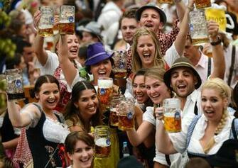 El Oktoberfest se cuela entre las Fiestas importadas con