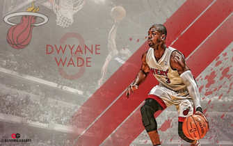 Dwyane Wade Wallpaper by Hecziaa