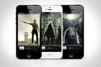 Free download The Walking Dead Iphone Wallpaper [744x1392