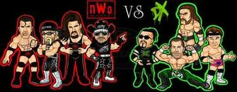 Nwo Wallpaper Survivor series dream match by