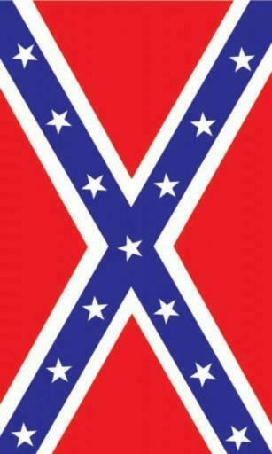 View bigger   Confederate Flag Wallpaper for Android screenshot