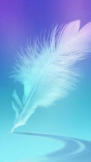 Wallpaper Phone Feather Wallpaper Samsung Galaxy J7   1