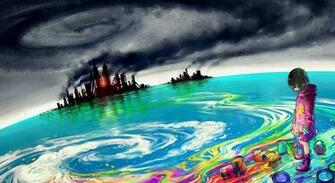 7 Pollution HD Wallpapers Background Images