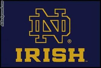 Notre Dame Backgrounds   Twitter Myspace Backgrounds