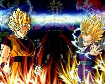 wallpaper proslut Dragon Ball Z