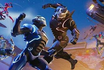 Leaked Loading Screen Reveals A Surprise Fortnite Superhero Plot