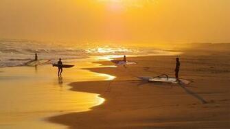 Morning Surfing Wallpaper HD Summer Wallpaper Desktop Background