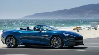59 Aston Martin Vanquish HD Wallpapers Background Images