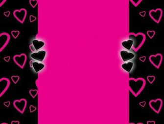 Pink Hearts Background Heart Blog The Cutest Blog On The Block
