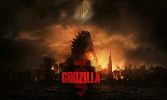 The gallery for   gt Godzilla 2014 Wallpaper