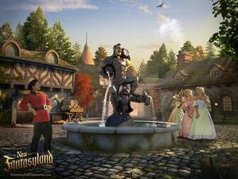 Finding Fantasyland at Magic Kingdom Park