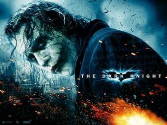 Joker The Dark Knight Wallpapers HD Wallpapers