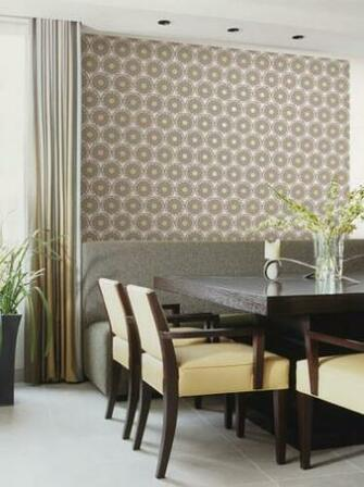 hgtv home sherwin williams wallpaper neutral nuance