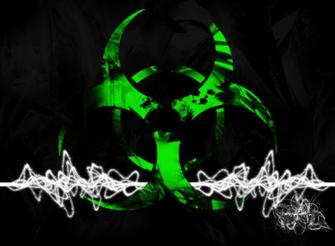 biohazard wallpaper green   Quotekocom
