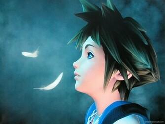Sora   Kingdom Hearts   Kingdom Hearts Wallpaper 502012