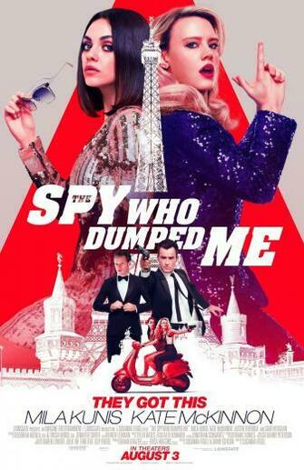 The Spy Who Dumped Me 2018   IMDb