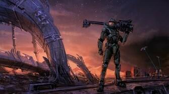 Halo 3 desktop wallpaper
