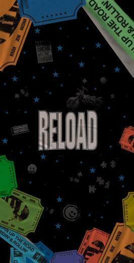NCT Dream Reload Wallpaper di 2020 Wallpaper ponsel Desain