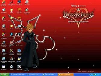Kingdom Hearts Roxas wallpaper by Feebeefi