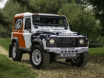 Land Rover Defender Challenge Truck suv 4x4 f wallpaper background