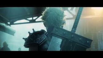 Finally a Final Fantasy VII Remake