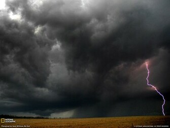 Lightning Storm Photo Weather Wallpaper National Geographic Photo
