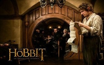 18 The Hobbit An Unexpected Journey Wallpapers   DezineGuide